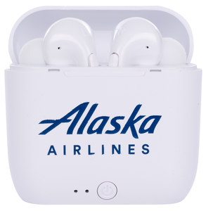 Alaska Airlines Earbuds Essos True Wireless