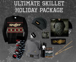 Ultimate Skillet Holiday Package