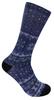 Alaska Airlines Socks Strideline Holiday  image 3