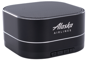 Alaska Airlines Speaker Alloy Bluetooth