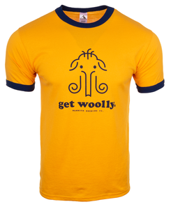 Get Woolly Ringer T-Shirt