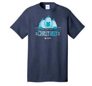 Chilly Hilly 2020 Unisex T-Shirt