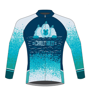 Chilly Hilly 2020 Long Sleeve Men's Jersey