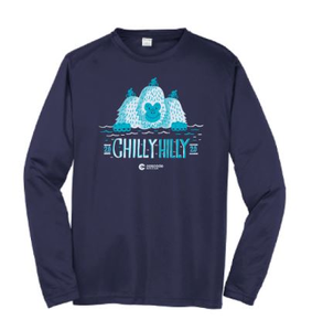 Chilly Hilly 2020 Long Sleeve Performance Tee