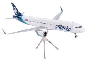 Alaska Airlines Model 1/200 scale Gemini A321 neo Standard Livery