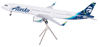Alaska Airlines Model 1/200 scale Gemini A321 neo Standard Livery image 1