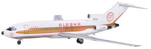 Alaska Airlines Model 1/200 scale Gemini 727-100 Golden Nugget