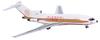 Alaska Airlines Model 1/200 scale Gemini 727-100 Golden Nugget  image 1