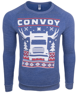 Unisex Convoy Ugly Sweater
