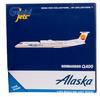 Alaska Airlines Model 1/400 scale Gemini Q400 Horizon Air Retro (Meatball) Livery image 2