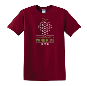 Woodinville Wine Ride 2020 Tee