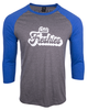 Cold Freshies Baseball Tee image 1