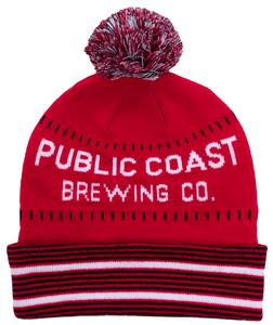 Public Coast Brewing Knit Beanie