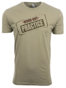 Men's Workout Practice Tee