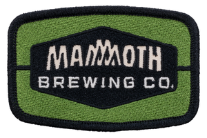 Embroidered Patch w/Heat Seal Backer