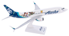 Alaska Airlines Model 1/130 scale Skymarks 737-800 Toy Story image 2