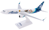 Alaska Airlines Model 1/130 scale Skymarks 737-800 Toy Story image 3