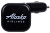Alaska Airlines Charger Dual USB image 2