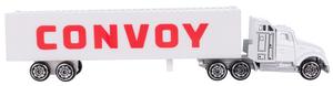 Convoy Tractor Trailer Truck