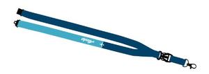 Alaska Airlines Lanyard Airplane