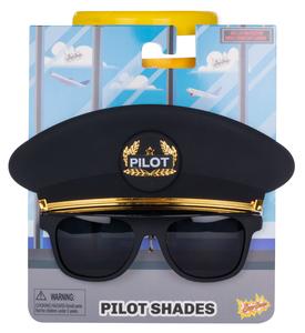 Sun Stach Pilot Cap Sunglasses