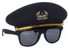 Sun Stach Pilot Cap Sunglasses image 2