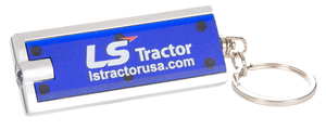 LS Tractor LED Keychain