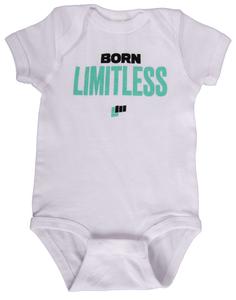 Born Limitless Onesie