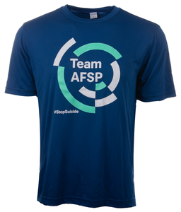 Unisex AFSP Dri-Fit Shirt