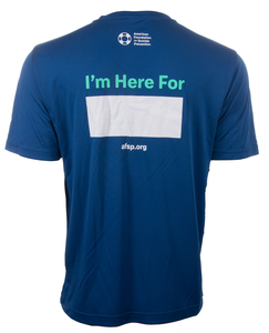 Unisex AFSP Dri-Fit Shirt