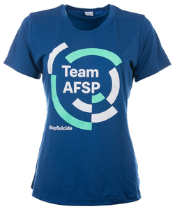 Women's AFSP Dri-Fit Shirt