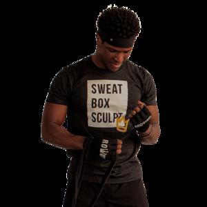 Sweat Box Sculpt Tee