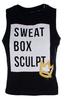 Women's Sweat Box Sculpt Tank image 2