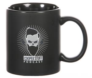 Cooper Stuff C-Handle Mug