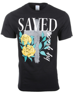 "Cooper Stuff ""Saved"" Tee"