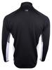 Horizon Air Sweatshirt Mens Cutter and Buck Traverse 1/2 Zip  image 2