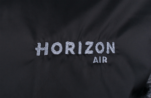 Horizon Air Jacket Mens Cutter and Buck Stealth