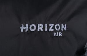 Horizon Air Jacket Ladies Cutter and Buck Stealth