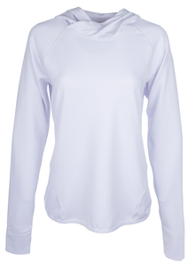 Horizon Air Sweatshirt Ladies Cutter and Buck Traverse Hooded
