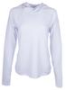 Horizon Air Sweatshirt Ladies Cutter and Buck Traverse Hooded image 1