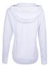 Horizon Air Sweatshirt Ladies Cutter and Buck Traverse Hooded image 2