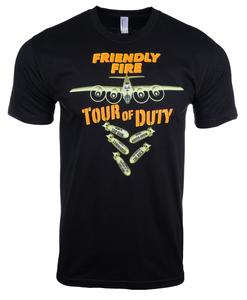 Friendly Fire Tour of Duty Shirt
