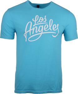 Alaska Airlines T-Shirt Unisex Destination Los Angeles