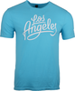 Alaska Airlines T-shirt Unisex Destination Los Angeles image 1