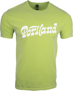 Alaska Airlines T-shirt Unisex Destination Portland