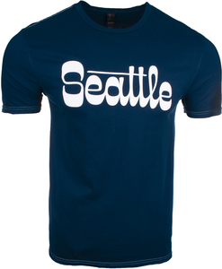 Alaska Airlines T-shirt Unisex Destination Seattle