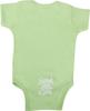 Alaska Airlines Onesie Infant Hello World image 2