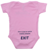 Alaska Airlines Onesie Infant Stay Clear image 2