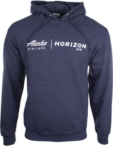 Alaska Airlines/Horizon Air Sweatshirt Unisex Hooded