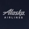 Alaska Airlines Jacket Unisex Champion Packable image 2